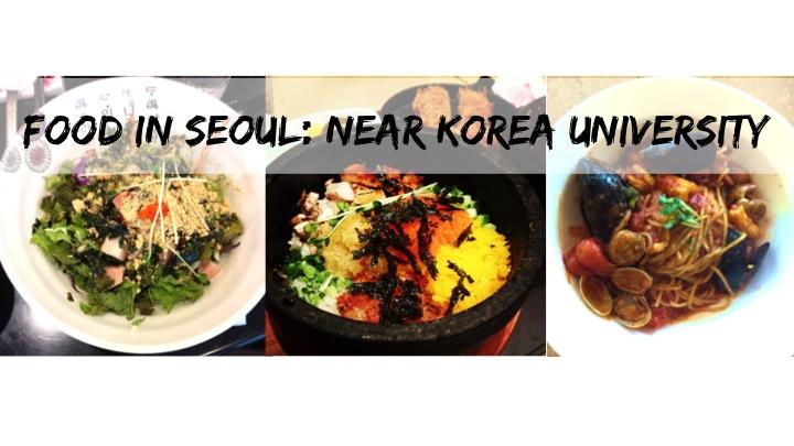Food in Seoul KU